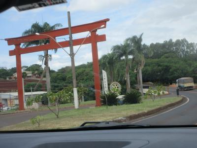 パラナ州を後にして、サンパウロ州インダイアトゥーバに到着しました