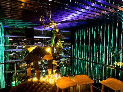クリスマスシーズンの「ザ・プリンスギャラリー東京紀尾井町 クラブフロアへ宿泊」~「俺のフレンチ・イタリアン」~「銀座ウエスト 青山ガーデンでホットケーキ」