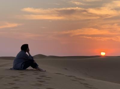 ドバイで年越し DAY3 念願の年末花火とオールドスークと歴史地区 砂漠でアラビアンナイト