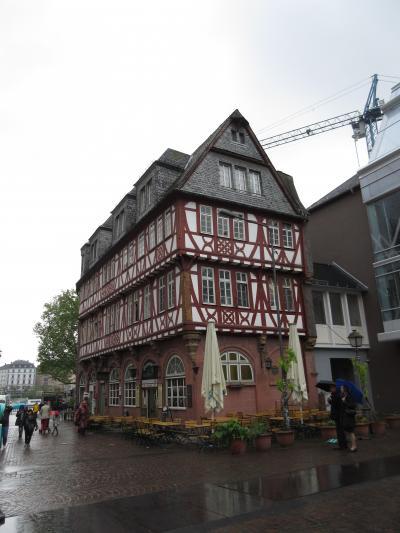 南ドイツへの旅 ~ フランクフルト そぞろ歩き ~