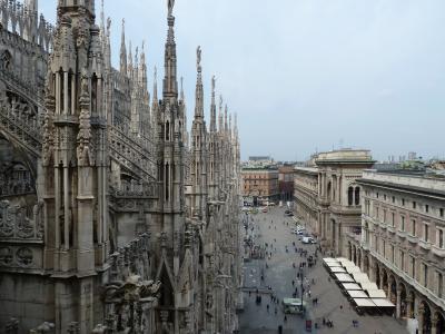 イタリア9日間①(ミラノ・ベネチア)