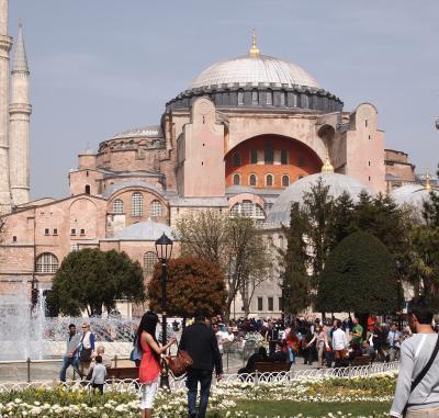 夫婦で行ったトルコ(カッパドキア&イスタンブール)