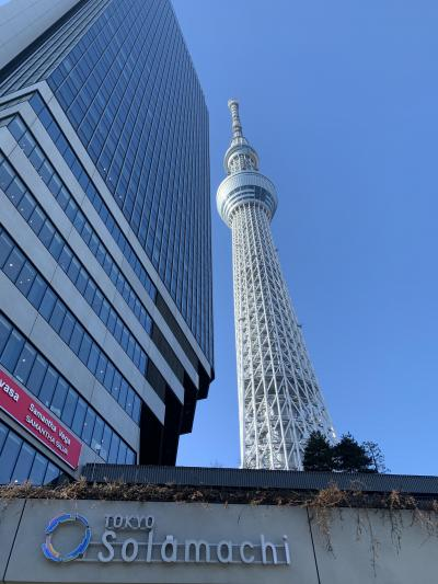 東京浅草楽しいなっ♪