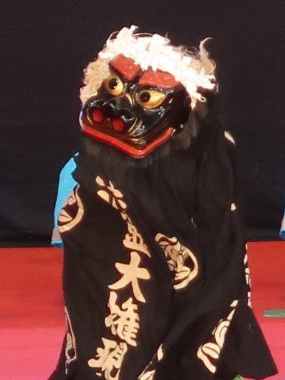 ふるさと祭り東京-7 八戸・法霊神楽a おがみ神社直属の神楽 ☆山伏の技が伝承され