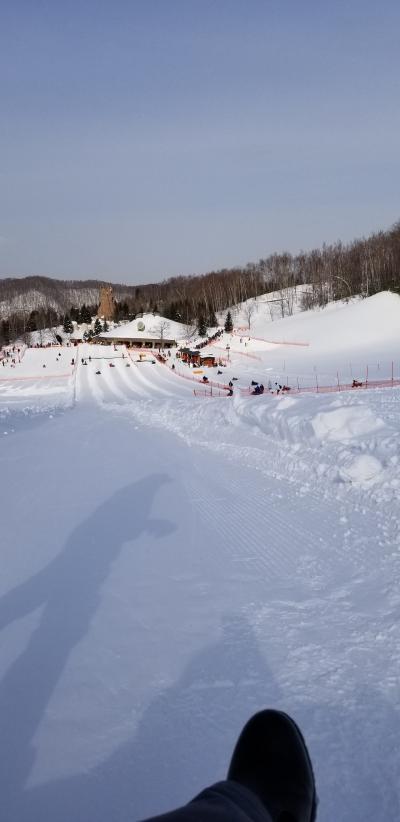 冬の北海道~ゲレンデで雪遊び&グルメ編~