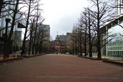 初めての北海道③ ~時計台と赤れんが庁舎 札幌の近代建築~