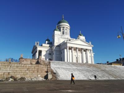 フィンランド一人旅①