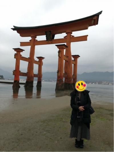 安芸の宮島ひとり旅♡