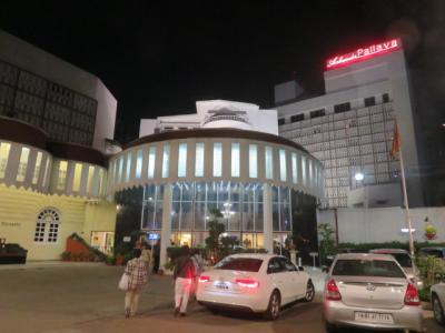 インド 「行った所・見た所」 チェンナイのアンバサダー・バラーバホテル宿泊とチェンナイ国際空港