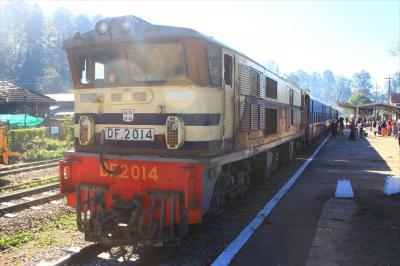 香港ミャンマー陸路旅B4■バゴーからカローへ鉄道旅