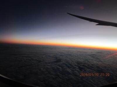 成田⇔ホノルル JAL便エコノミークラス搭乗記