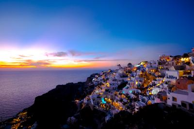 【絶景をめぐる】トルコ&ギリシャ2カ国周遊旅行⑦サントリーニ島2日目
