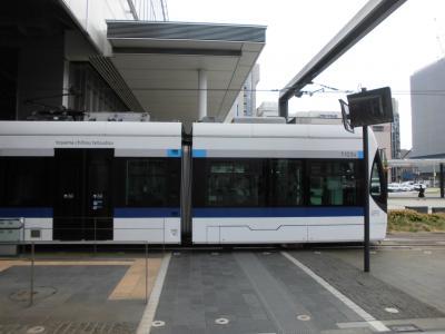 富山市電に乗ってみた