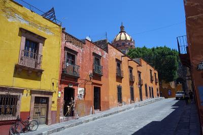 メキシコのコロニアル都市②~サン・ミゲル・デ・アジェンデ
