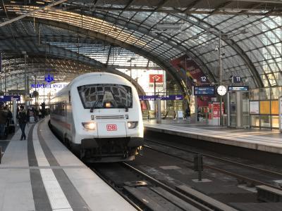 ベルリン(中欧鉄道旅行5・完) ー何度も来たい首都ー