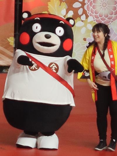 ふるさと祭り東京14 ご当地キャラ 大集合 ☆くまもん/チーバくん/ぐんまちゃんも