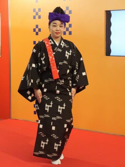 ふるさと祭り東京16 沖縄あしびなー 琉球舞踊ステージで ☆マンゴープリンを賞味