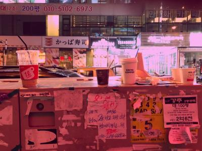 旧正月ど真ん中の釜山旅行  2