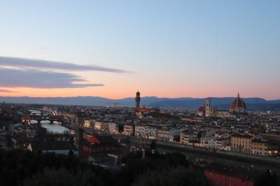 食と芸術の街フィレンツェで食と芸術を楽しむ
