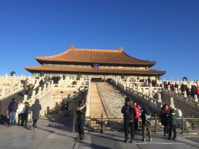 圧巻の北京!憧れの紫禁城、そして万里の長城へ。その2