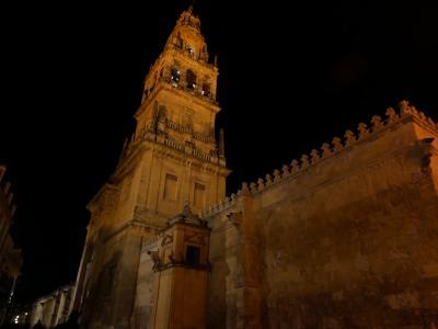 年末年始スペインアンダルシア旅行 その6 ピンチを乗り越えて夜のコルドバ散策