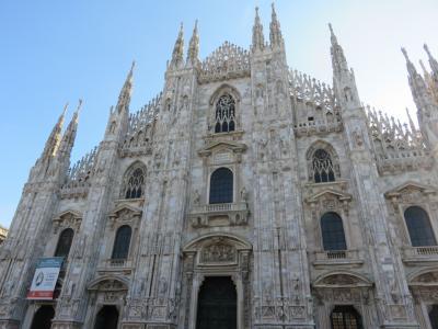 イタリア満喫・ローマから(ボローニャ~ミラノへ)・・・