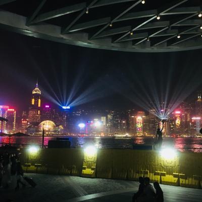 香港 一生に一度はみたい夜景