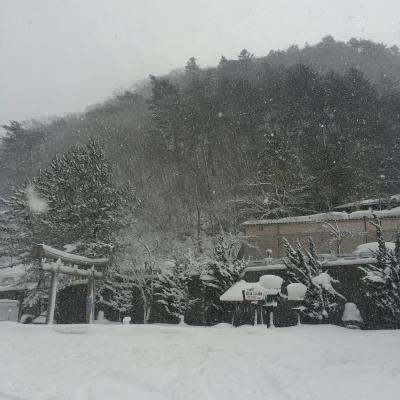 こけし旅 その3-2 ─雪の鳴子温泉から仙台へ二日目篇