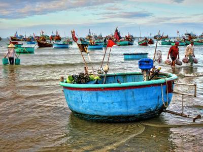 ベトナム南部の旅 【2】 ムイネー