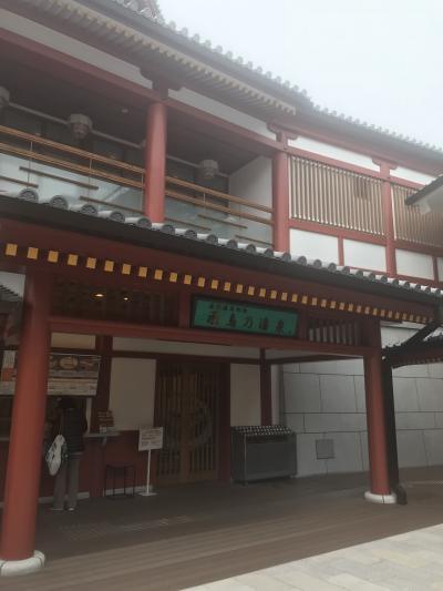 Dogo onsen 道後温泉 ~ 飛鳥乃湯泉 ~