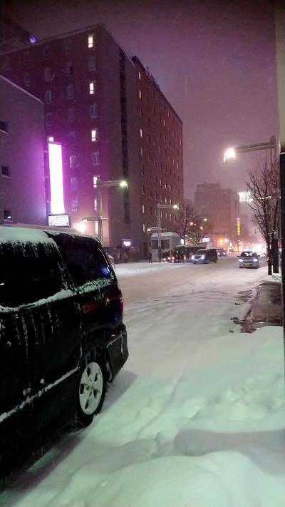 寒いと思ったが寒くなかった北海道1