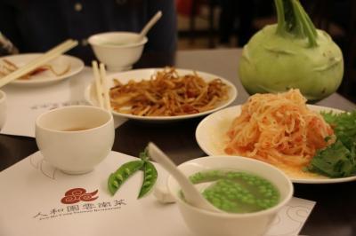 3泊3日の食べ歩き台北①