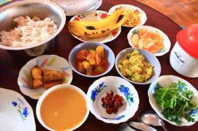 香港ミャンマー陸路旅B9■カローの元日とヴィパッサナー瞑想
