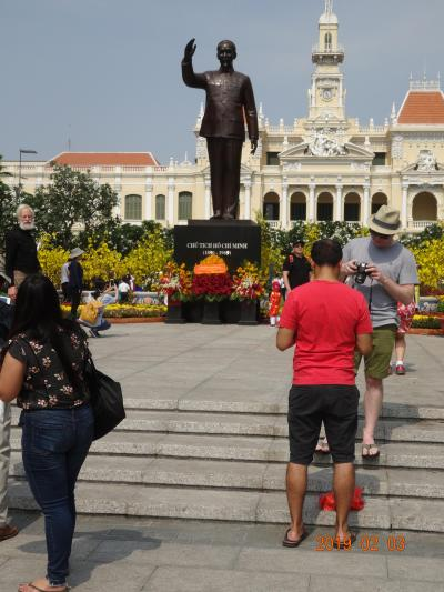 Hanoi and Ho Chi Minh (3~4日目)