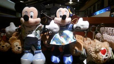 シニアトラベラー!! 海外ディズニーリゾートで購買意欲をそそられたgoodsの数々 アウラニ編