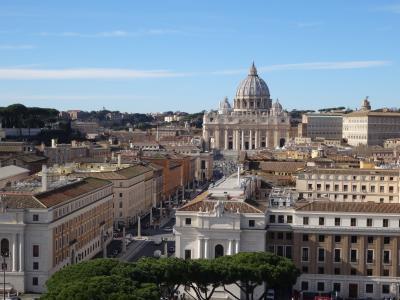 2019 結婚30周年記念♪念願叶って主人と一緒にローマ再訪☆イタリア