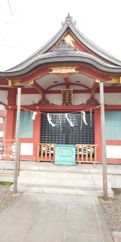 浅草富士浅間神社へぶらり