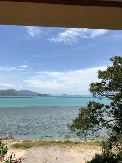 2018年夏休み、タイ、サムイ島友人夫婦と一緒。ちょこっとバンコク立ち寄り。