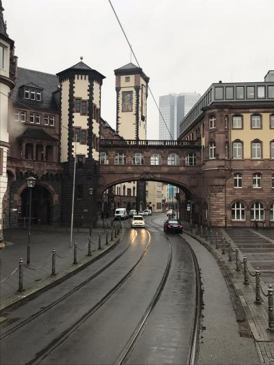 15年ぶりのドイツ その2 第一日目 バスツアー
