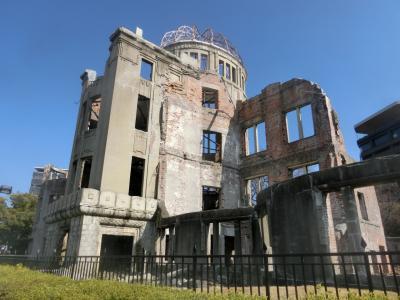 復興割で広島3日間(4)最終日は平和への願いを込めて・・・