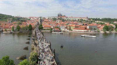 2018年4~5月 ドイツザクセン地方・チェコ一人旅(ドレスデン~プラハ)(5)プラハ~帰国