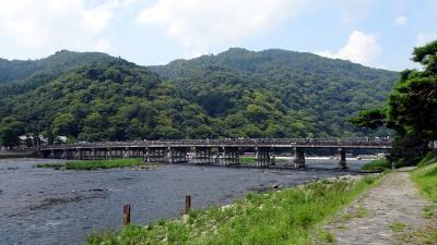 2017 夏・ 嵐山嵯峨野散策