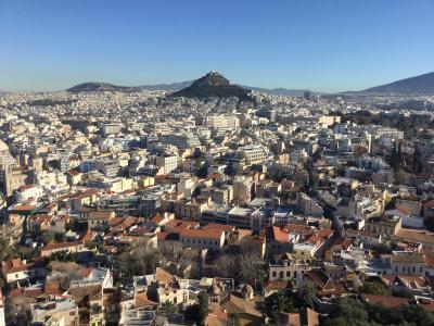 ギリシャはアテネ・メテオラ修道院・エーゲ海クルーズ(アテネ)