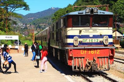 香港ミャンマー陸路旅B11■カローからヤンゴンまで27hの鉄道旅