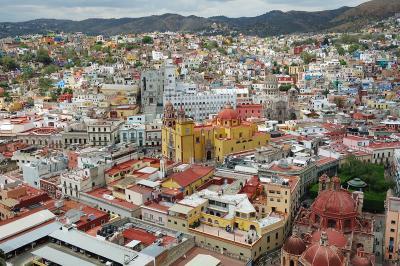 メキシコのコロニアル都市③~グアナファト