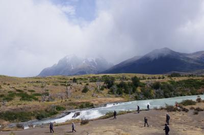 パタゴニア旅行記その3パイネ国立公園