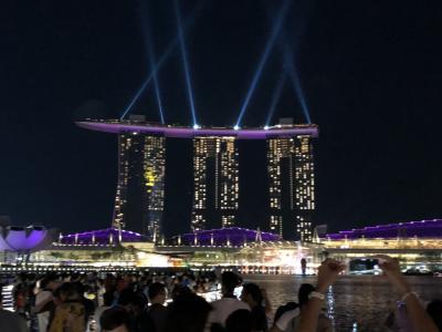 2019年 JGC修行#2 2回目のシンガポール 1日目