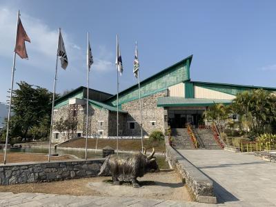 2019年1月9日 ポカラ 国際山岳博物館 Nepal Mountaineering Association