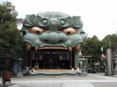 大阪ぶらぶらお散歩~天王寺から難波まで