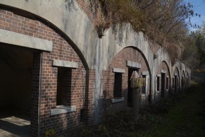 瀬戸内島巡り紀行 芸予要塞の跡が残る小島へ